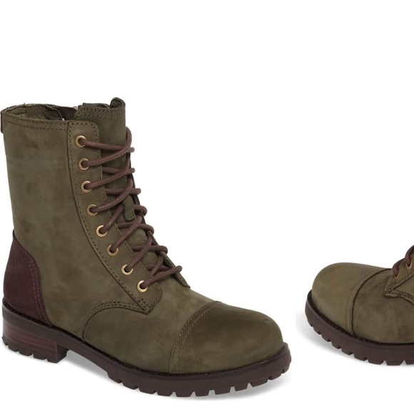 4f463945d6b UGG Kilmer Combat Lace Up Boot NEW without box NWT